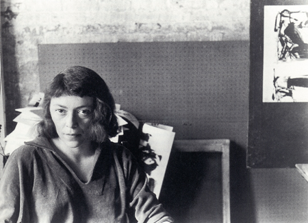 joan mitchell photo
