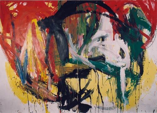 Incarnation picturale 1997 - acrylique - 320x220