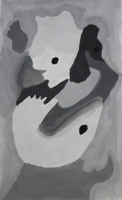 Jeremy Flaux, Acrylique, 51x30