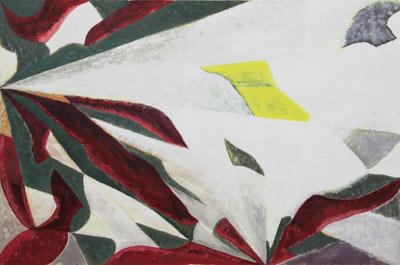 Najoua Ben Chaabane, Acrylique, 50x35