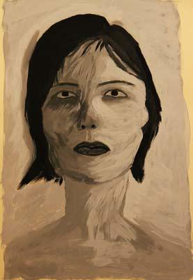 Soua Lama, Acrylique, 40x25
