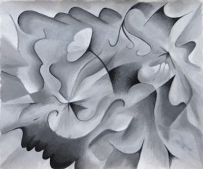 Sonja Voordijk, Acrylique, 36x48