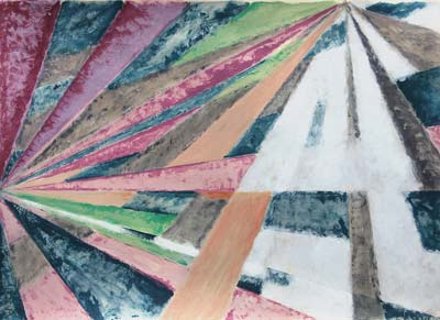 Najoua Ben Chaabane, Acrylique, 50x70