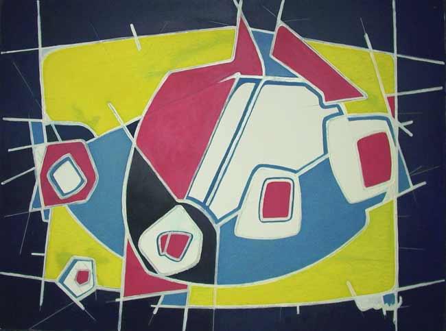 Debora (1994) 170 x 130