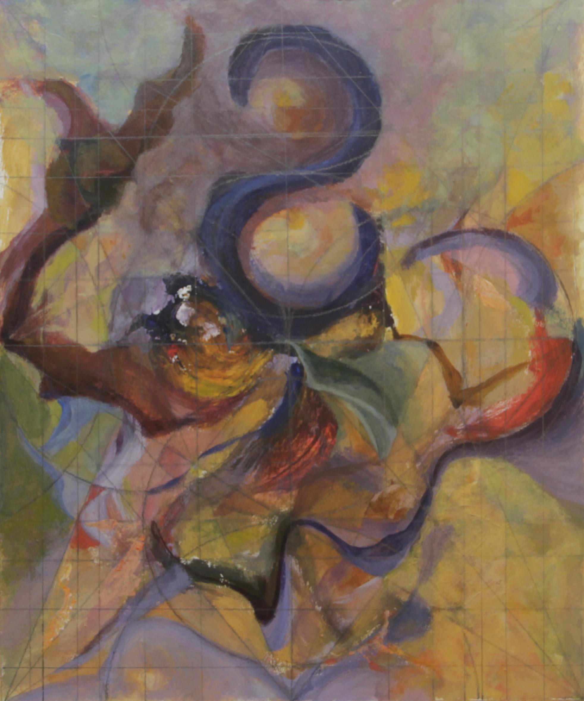 Helen Hue, 50x40