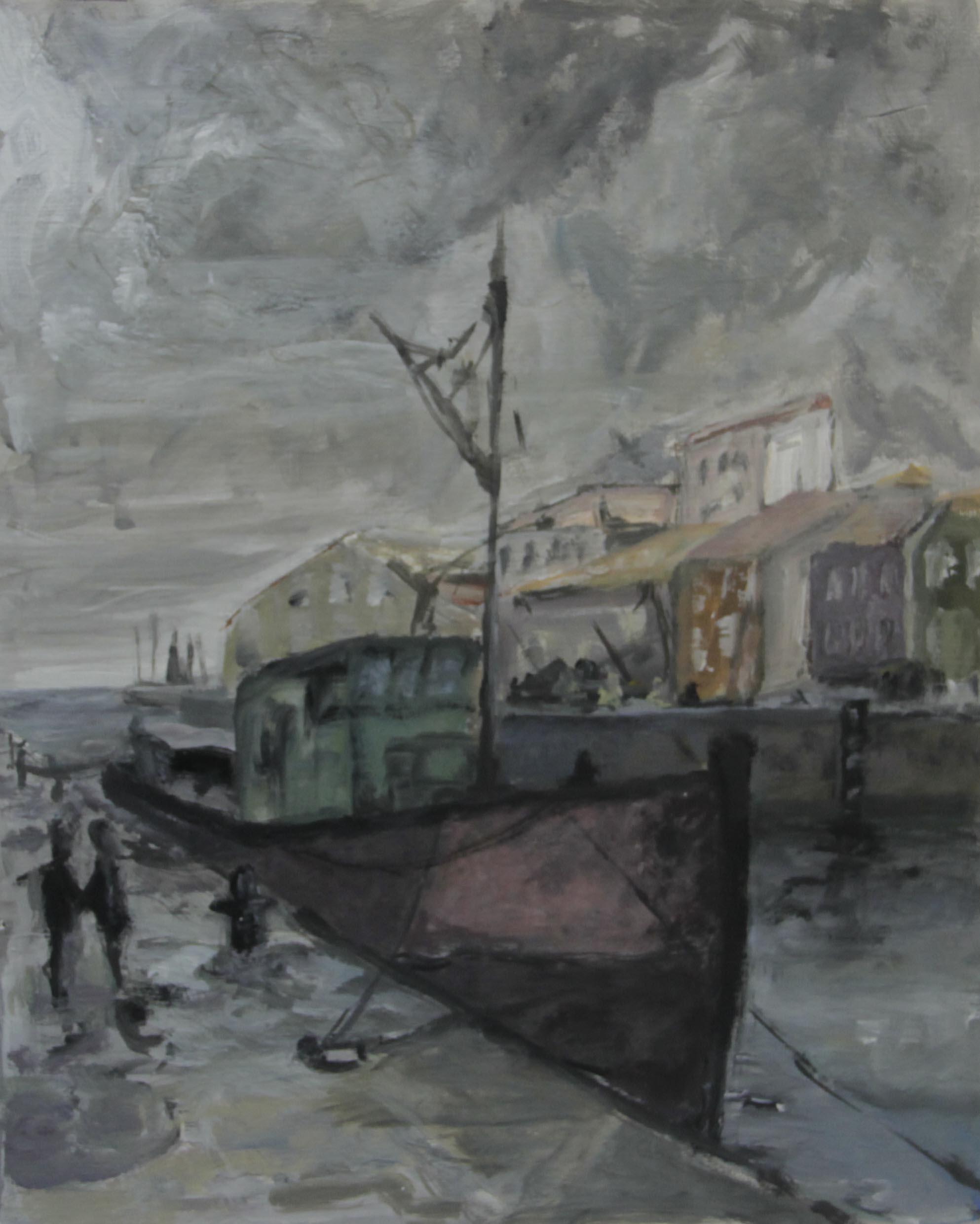 Hugo Meley, 34x28
