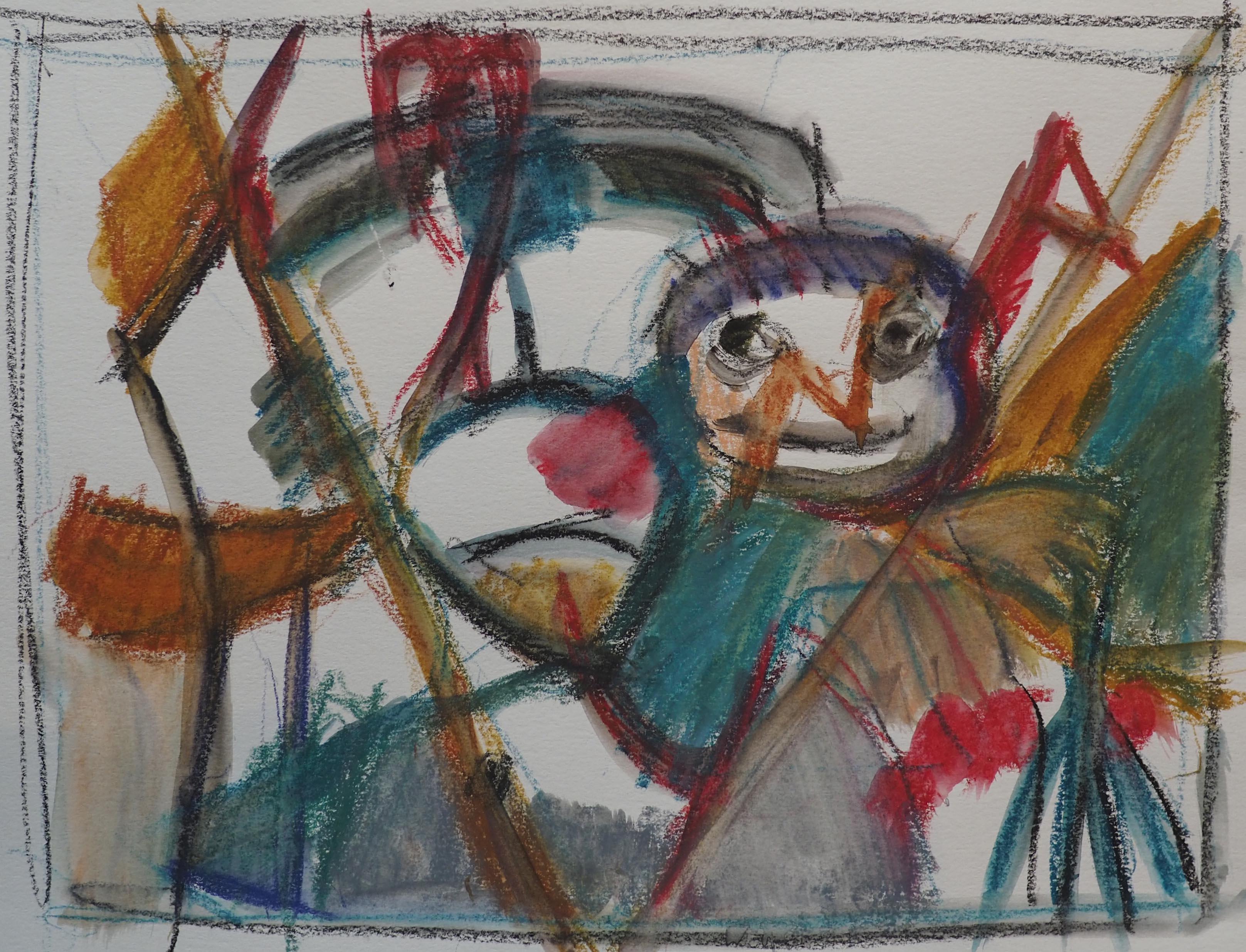 Martin-Paul Broenimann, 20x26