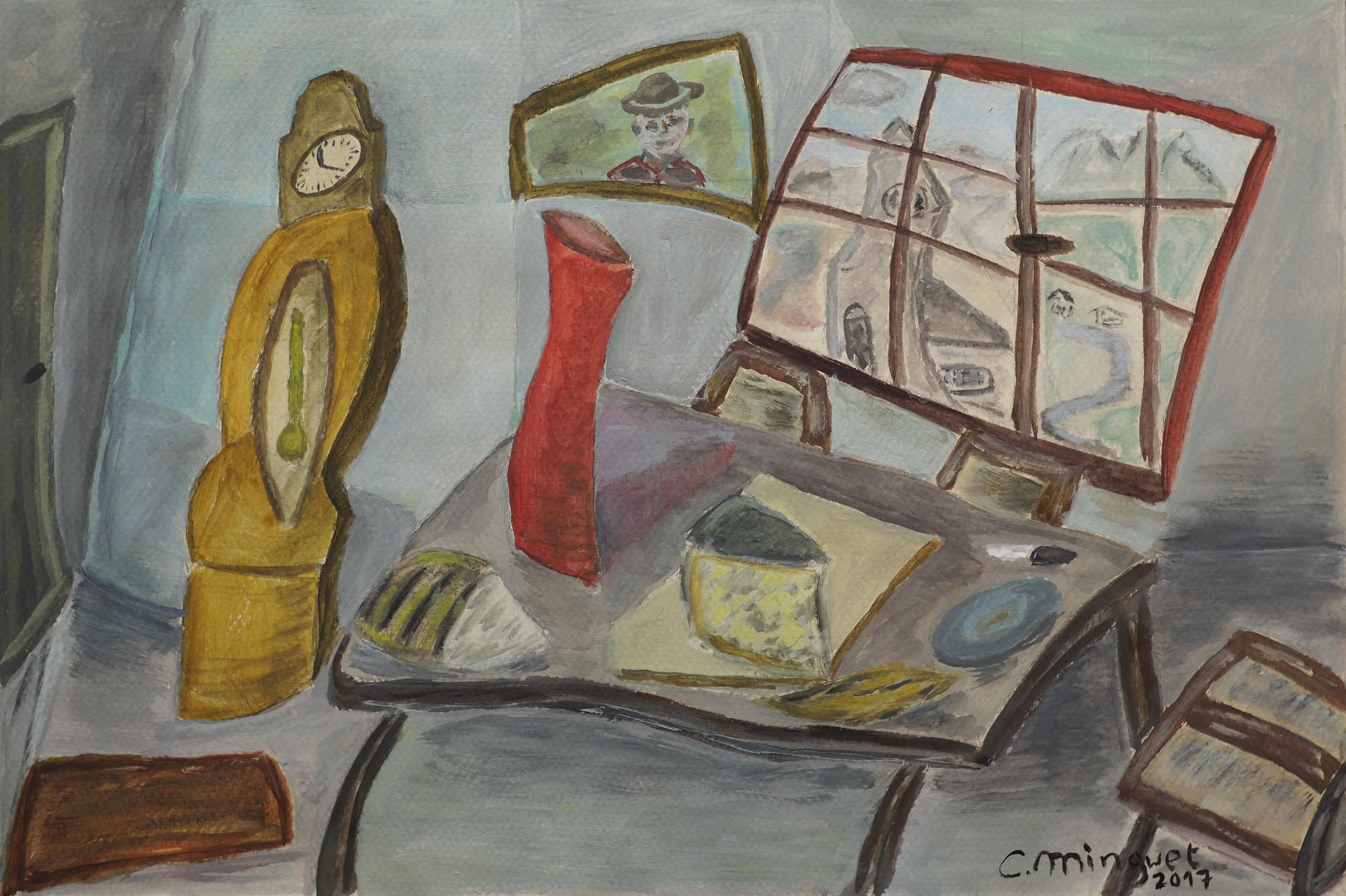 Christian Minguet, 24x36