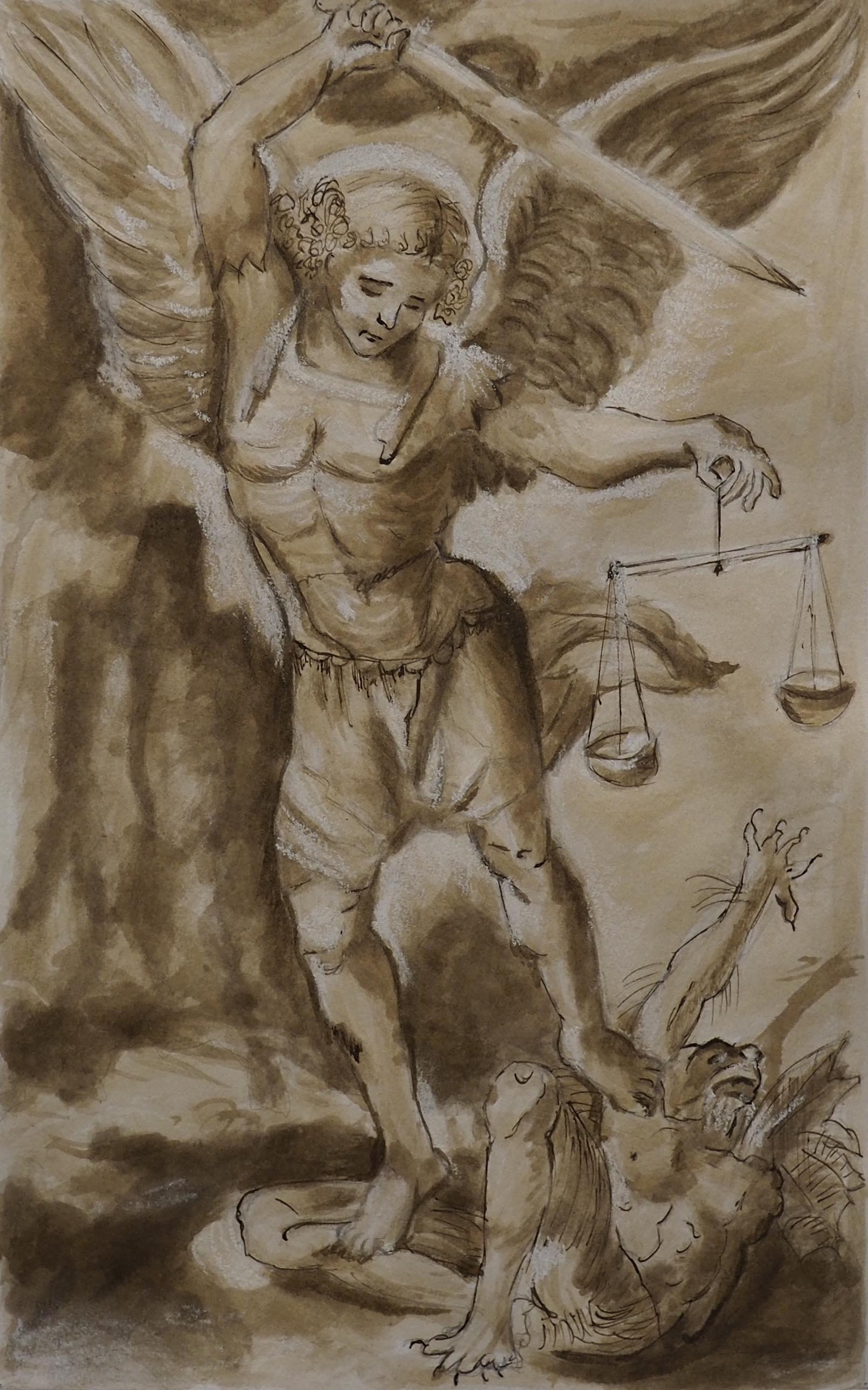 Laurence Wiedmer, 28x18