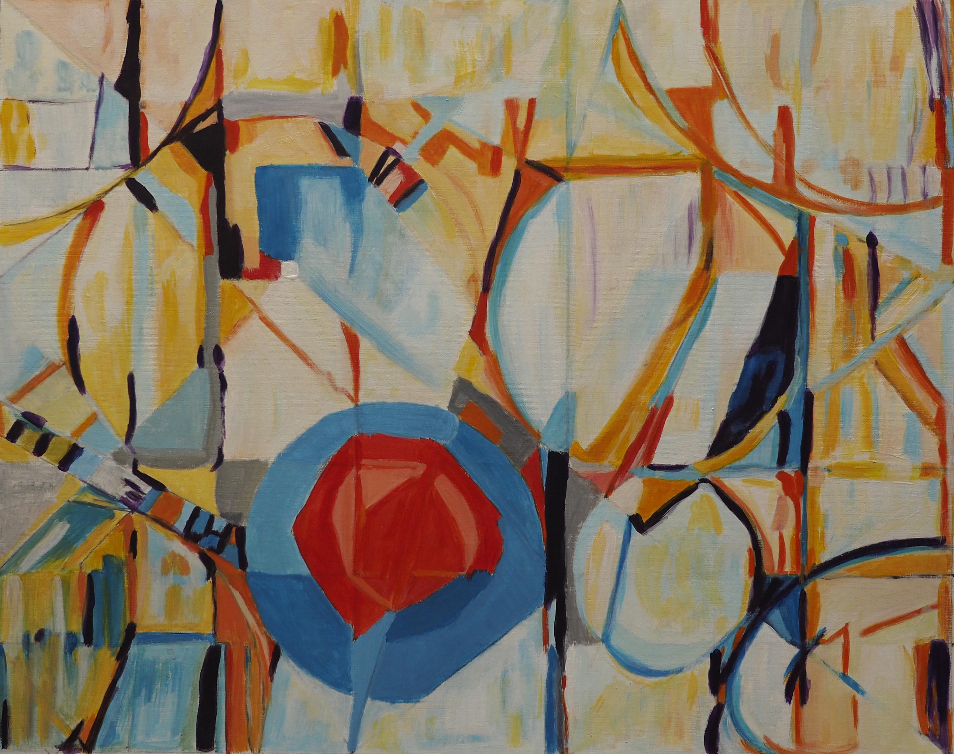 Souad Hsayen, 40x50