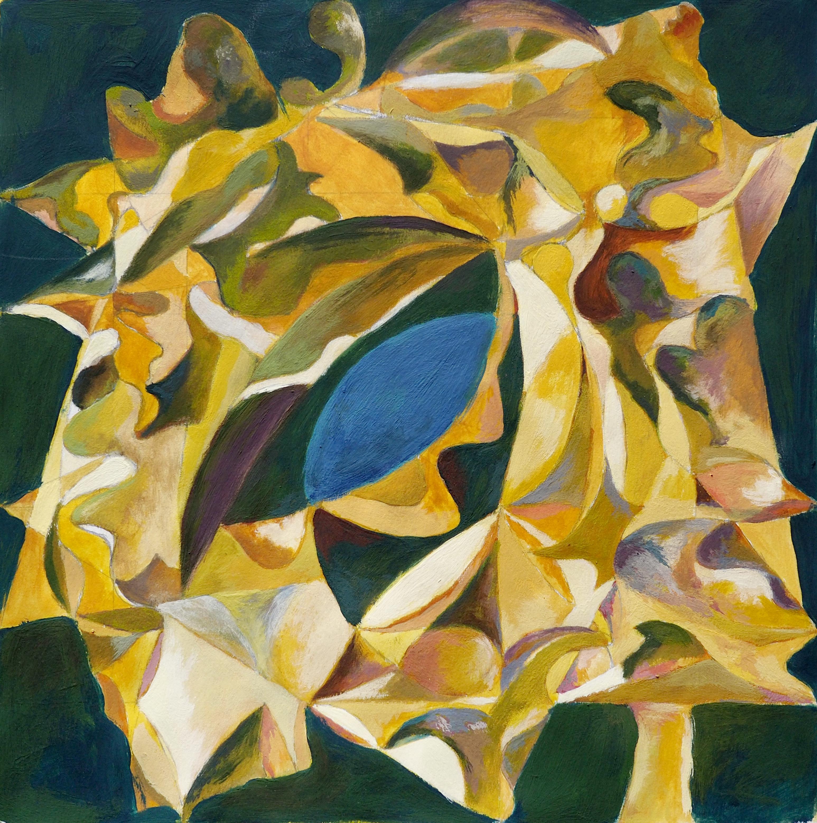 Milos Blagojevic, acrylique, 30x30