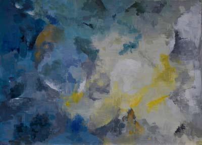 Bianca Mottironi, Acrylique, 70x50