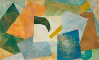Claire Zutter, Acrylique, 40x25