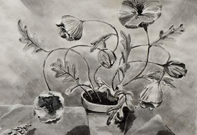 José Borella, Acrylique, 40x28