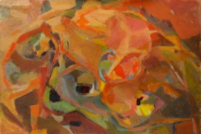 Marie Pierre Mutzenberg, Acrylique, 70x50