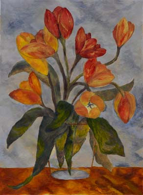 Rita Kirkby, Acrylique, 32x44