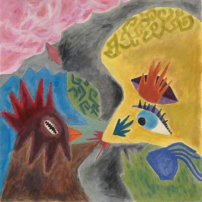 Ruben Alvarado, Acrylique, 36x36