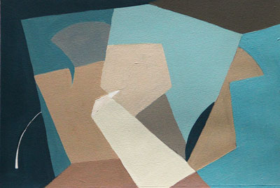 Marie-Pierre Mutzenberg, Acrylique, 20x29