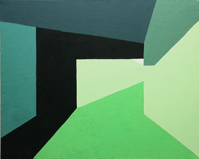 Marie-Pierre Mutzenberg, Acrylique, 65x80