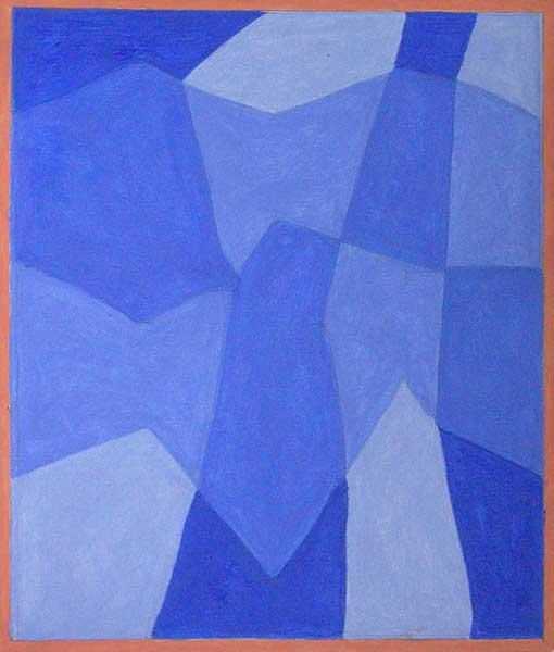 Armandina Rodrigues, Structure mobile, ~30x22cm