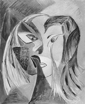 Anina Becker, Acrylique, 20x24