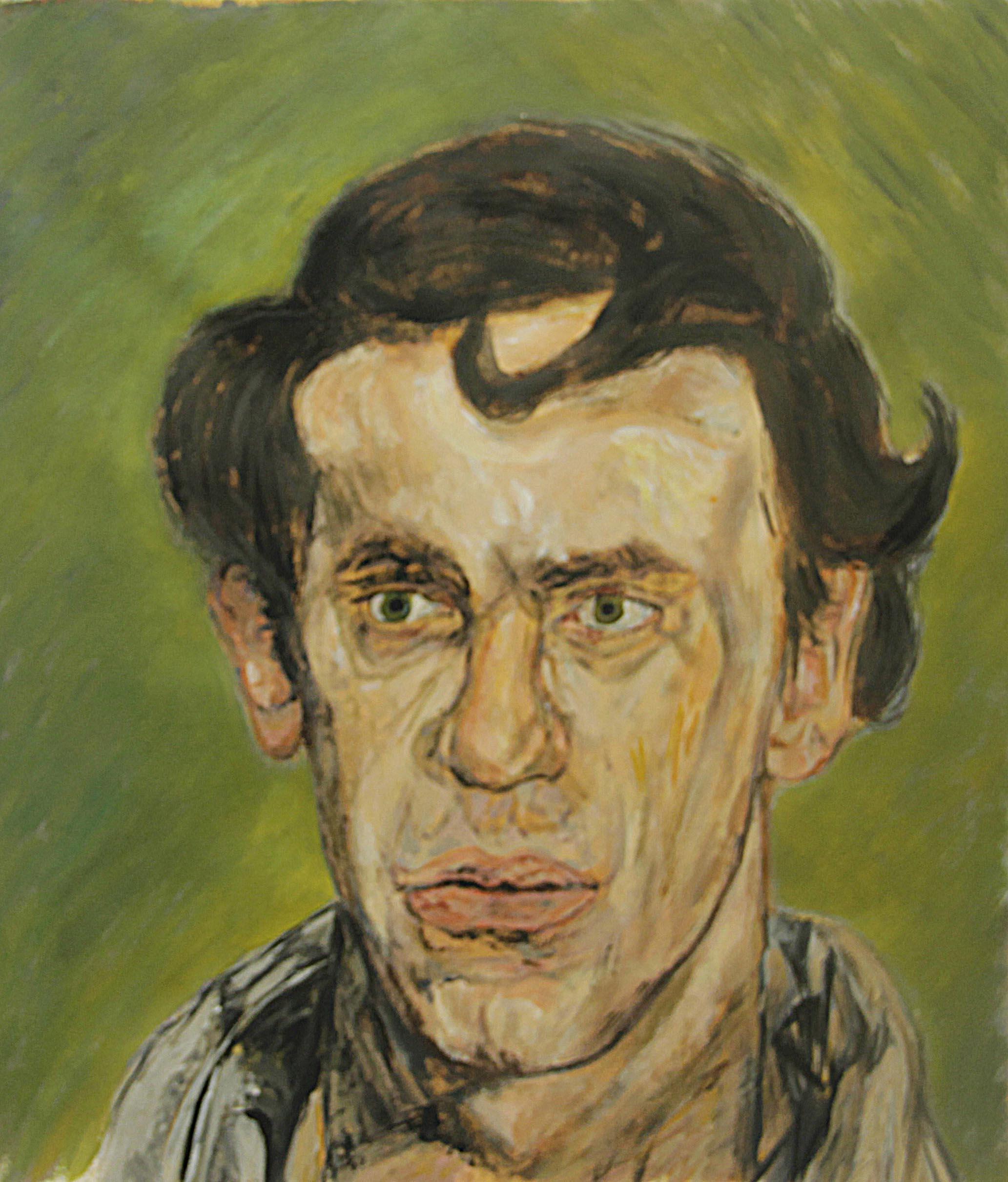 Fabien Staehlin, 34x30