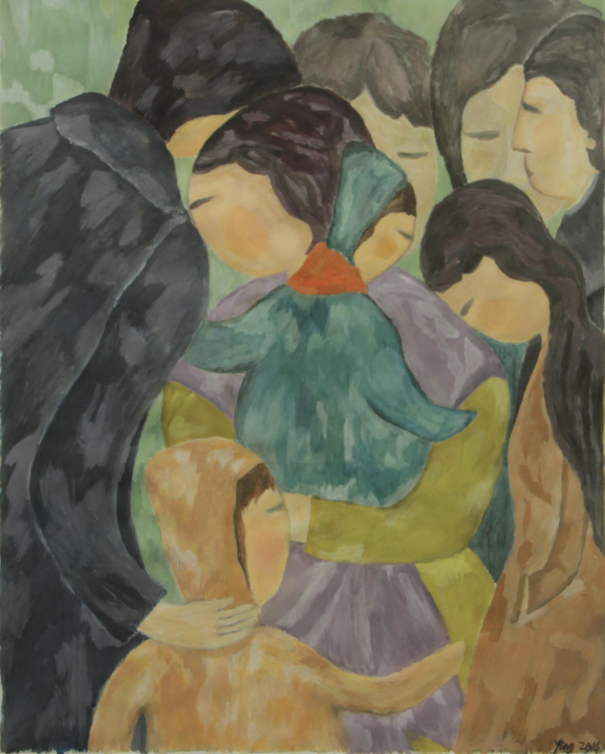 Yin Chu, 44x35