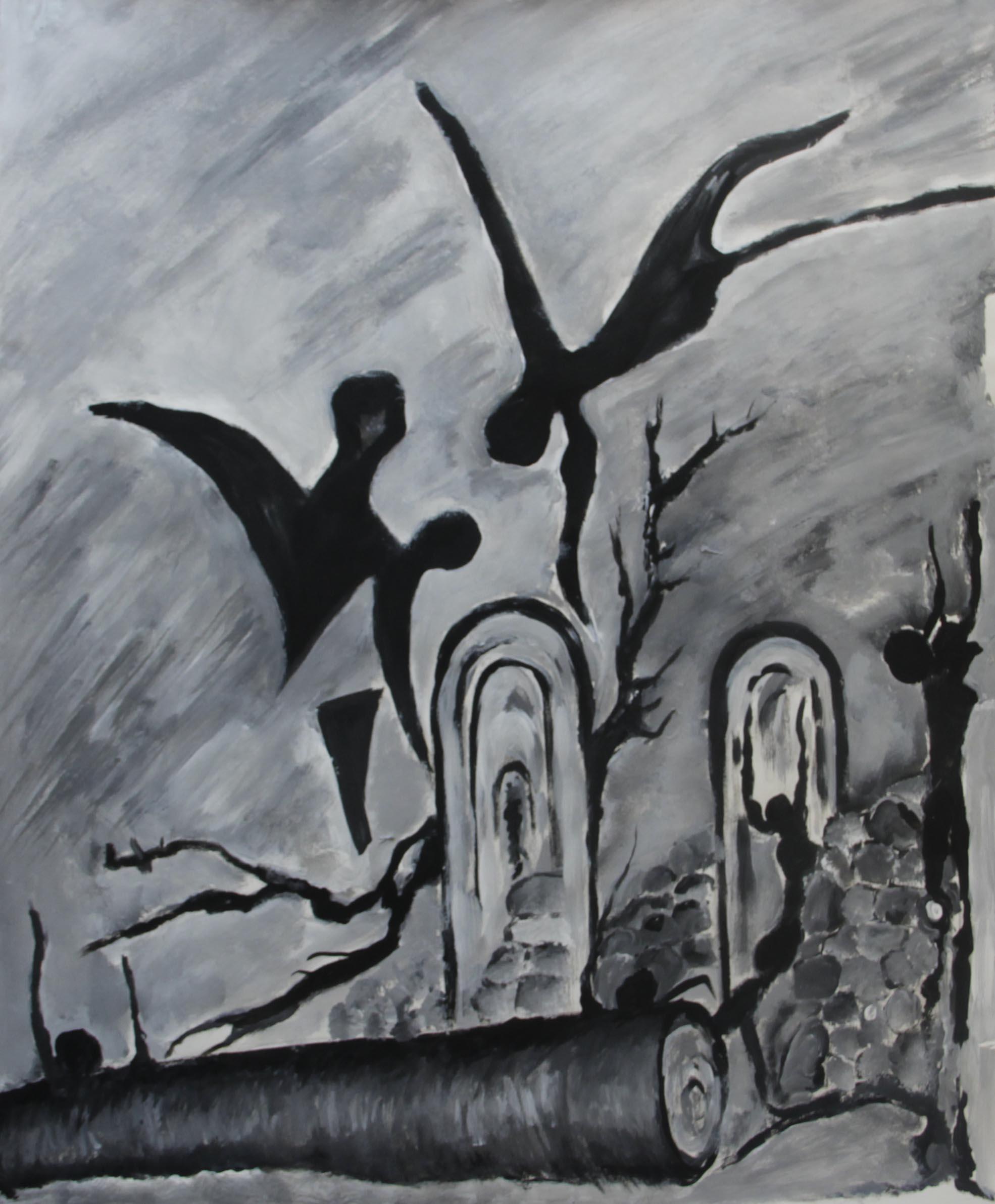 Belarbi Najat, 60x49