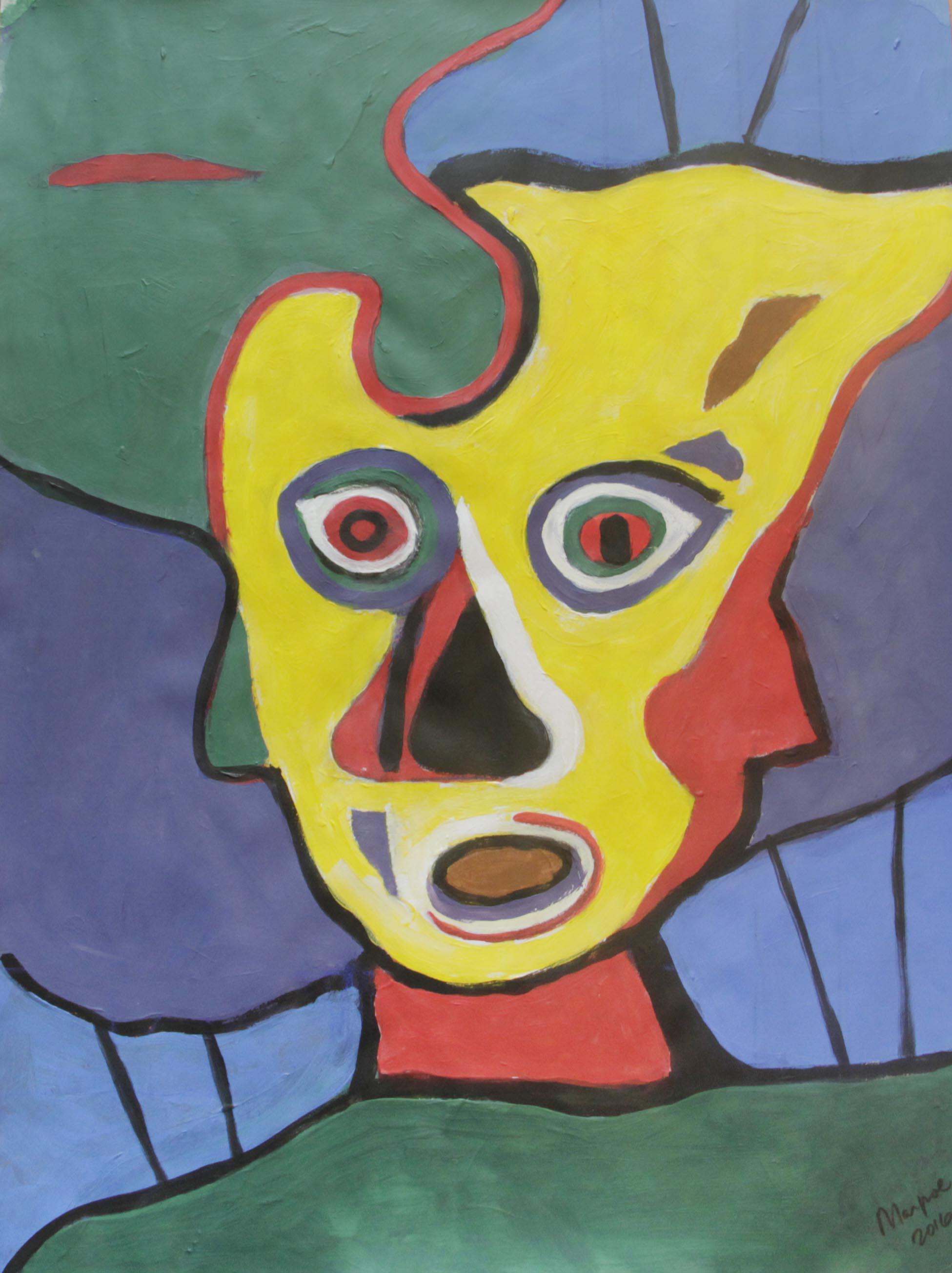 Martin Paul Broenimann, 64x48