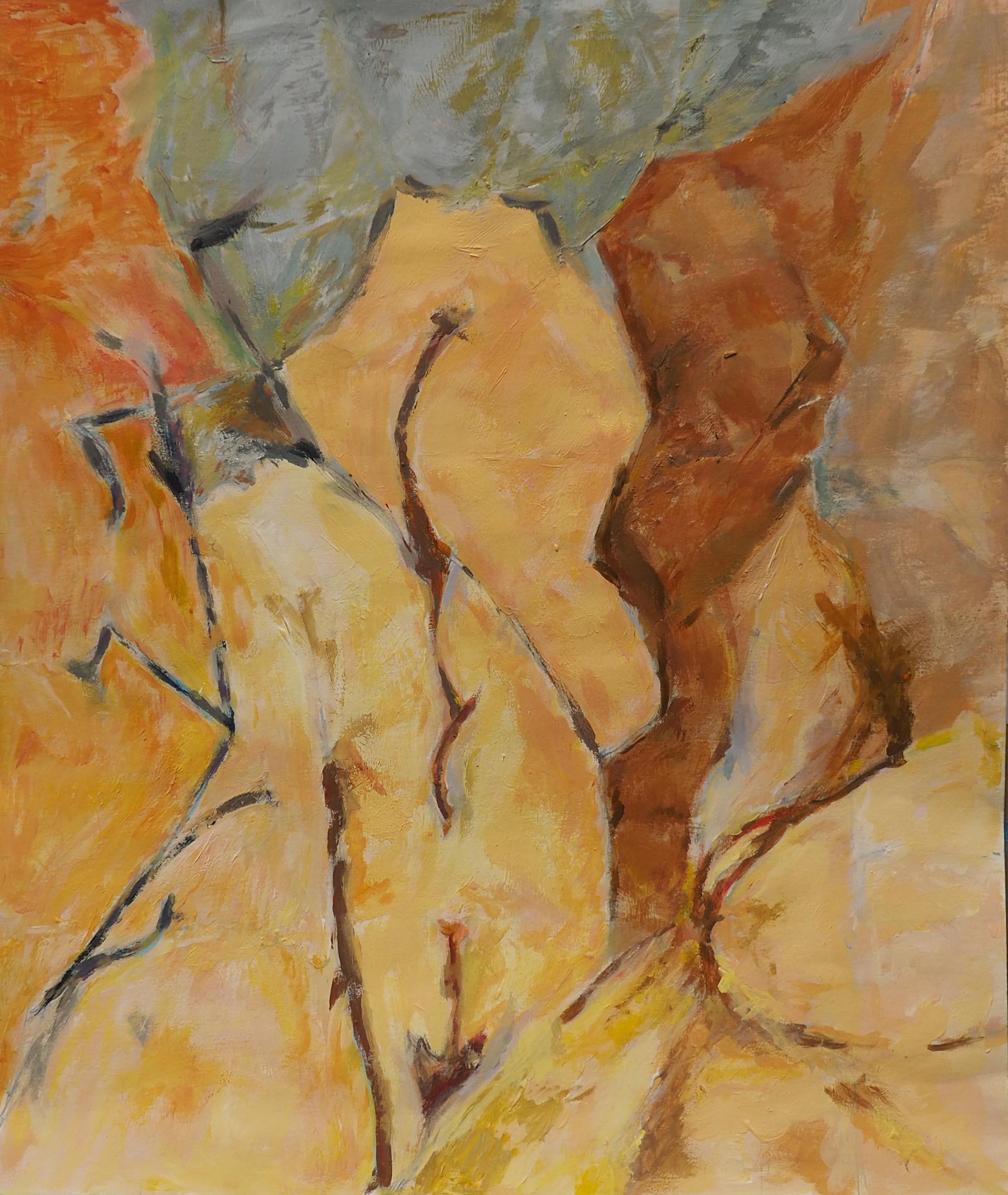 Mailah Le Guennec, 38x32