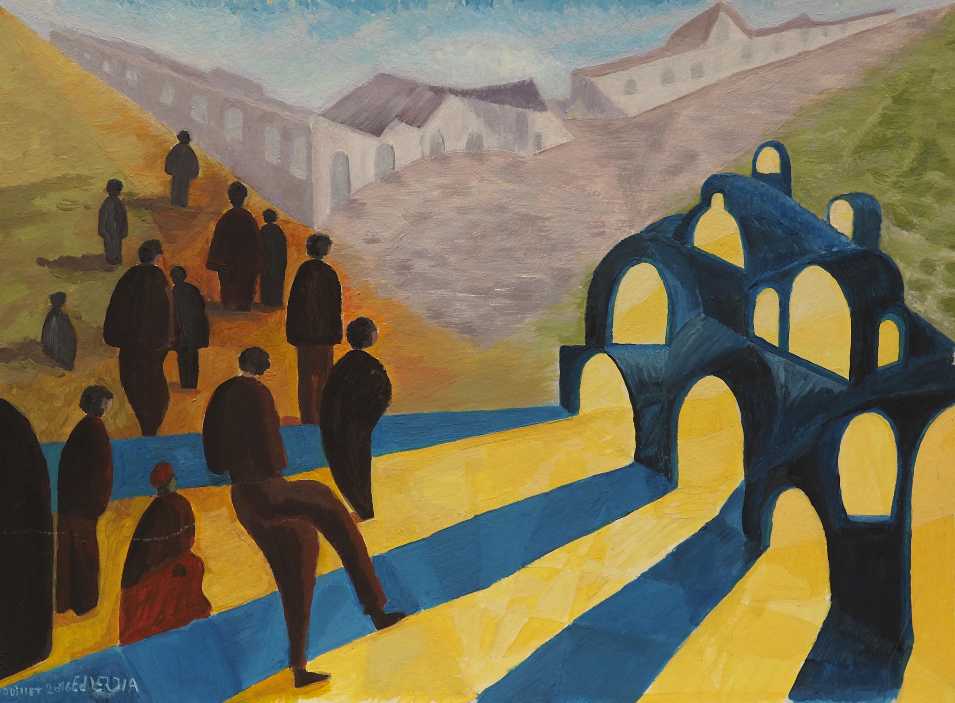 Remy Verdia, 30x42