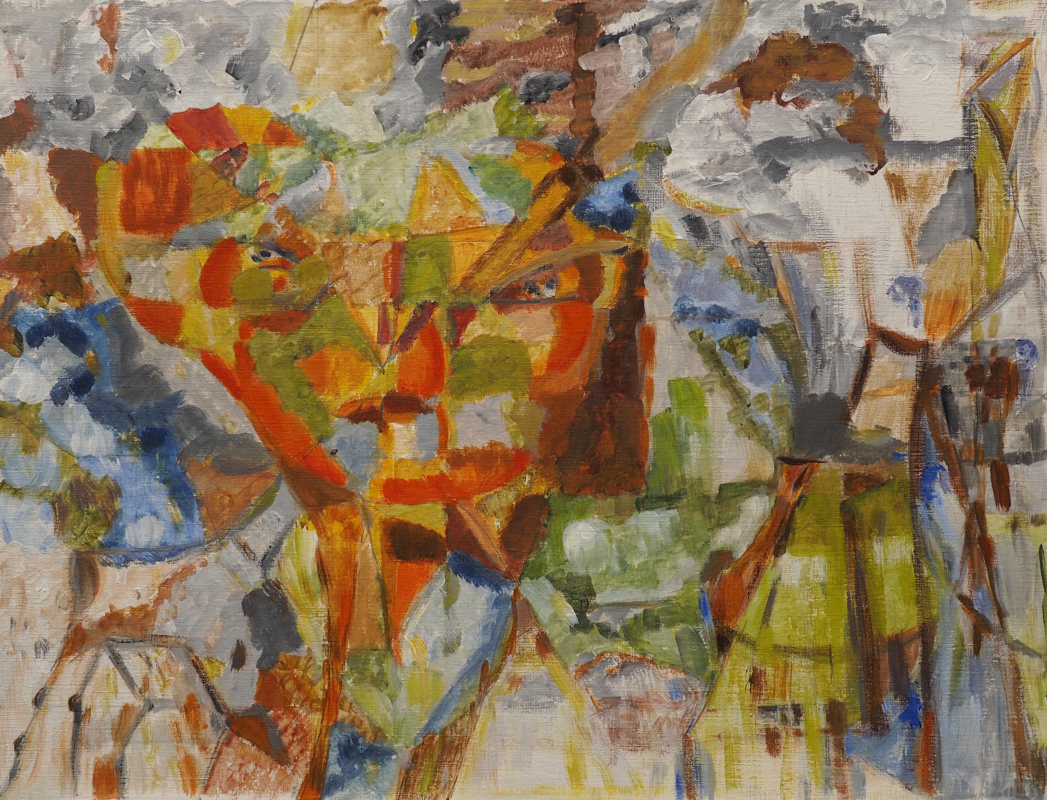 Souad Hsayen, 38x50