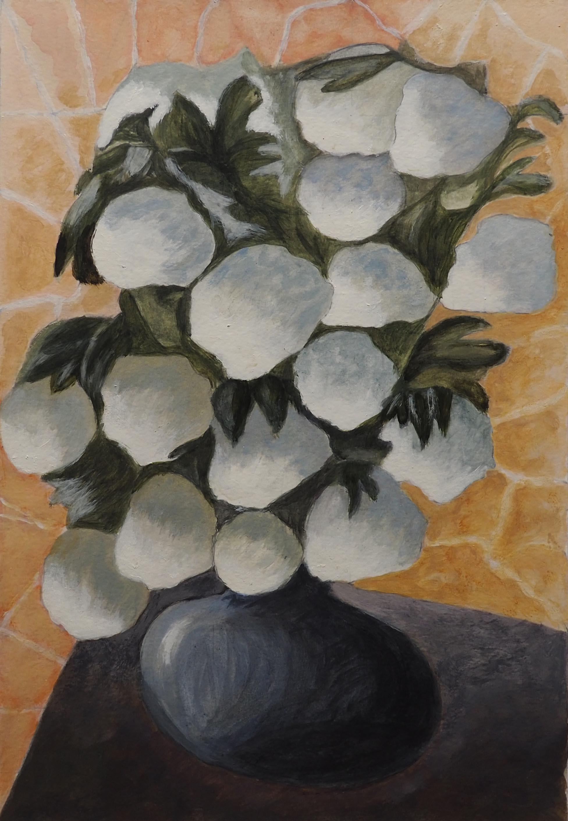 Marie-Odile Breton, 38x26