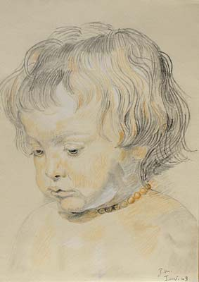 Brigitte Manz, Pastel, 21x30