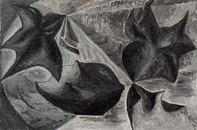 Esrelle Lachavanne, Acrylique, 30x20