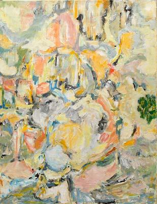 Gilbert Künzi, Acrylique, 60x80