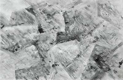 Marc Brunn, Acrylique, 40x260